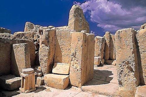 Photo Temples mégalithiques