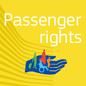 Passenger rights icon
