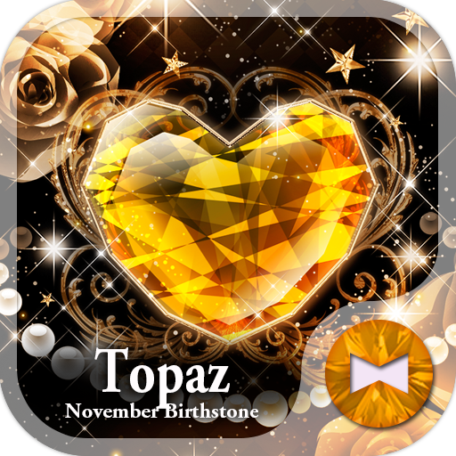 Topaz - November Birthstone 個人化 App LOGO-APP開箱王