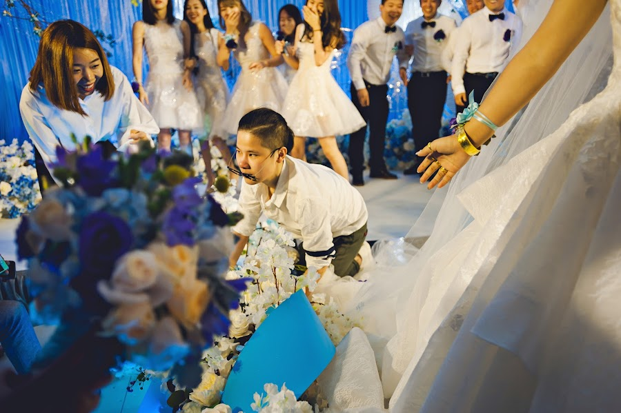 Wedding photographer Xiang Qi (anelare). Photo of 09.09.2019