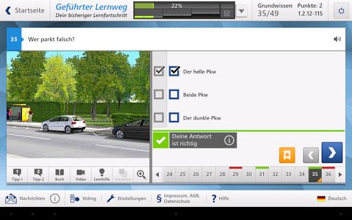 Fahren Lernen screenshot 8