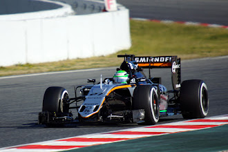 Photo: Nico Hulkenberg - Force India