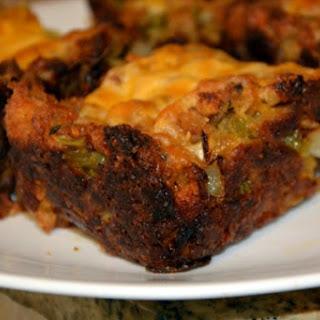 Cheesy Stuffing Muffins Recipe