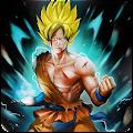 Superstar Saiyan Goku Fighting: Superhero Battle