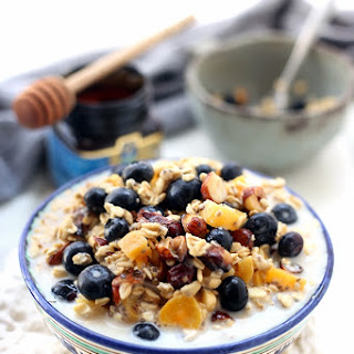 The Best Ever Bircher Muesli