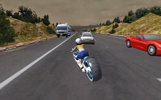 Racing Girl 3D apkdebit screenshots 3