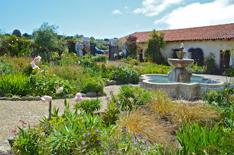 Photo: 63. They also have beautiful gardens, very well maintained. If you're looking to visit one CA mission on an extended trip, the Carmel mission is a good bet!