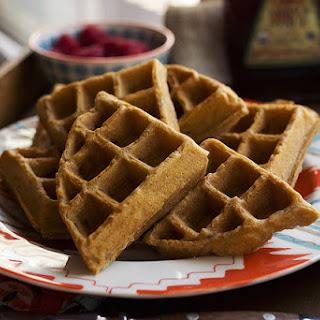 Autoimmune Protocol Waffles (Cassava Flour).