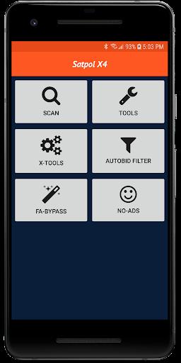 Satpol APP X4 SX4.50 screenshots 1