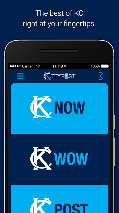 KCityPost- screenshot