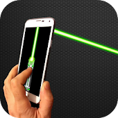 laser flashlight