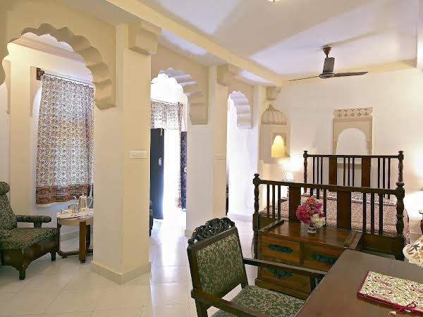 WelcomHeritage Hotel Khimsar Fort