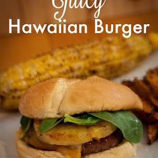 Juicy Hawaiian Burgers Recipe