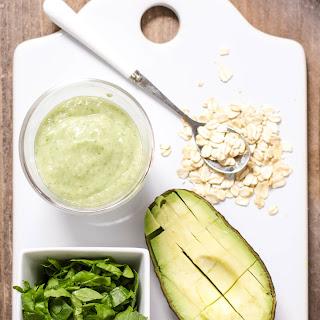 Oats + Avocado + Spinach