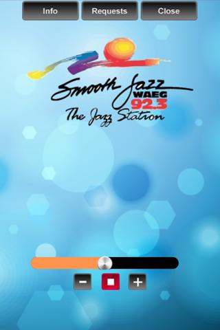 92.3 Smooth Jazz WAEG-FM