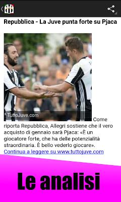 Bianconeri News24 - screenshot