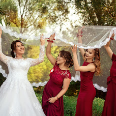 Wedding photographer Olga Nikolaeva (avrelkina). Photo of 25.10.2018