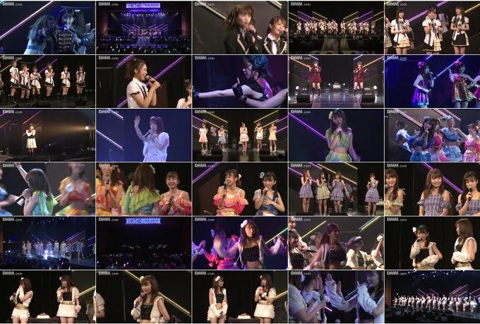 181017 HKT48 チームKIV「制服の芽」公演 渕上舞 生誕祭 DMM HD