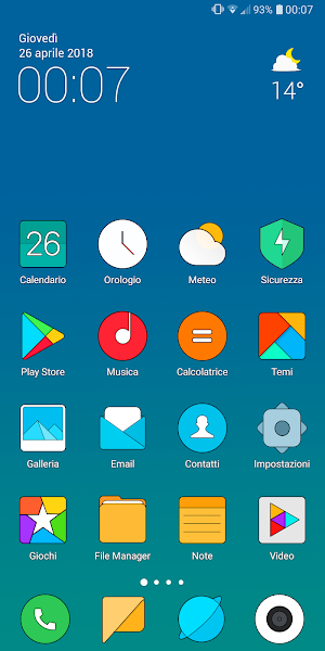 MIUI LIMITLESS - ICON PACK HD Screenshot Image