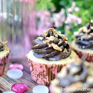 Drumstick Cupcakes