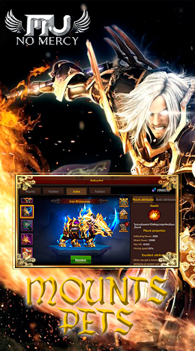 Mu Origin NoMercy - Classic Action MMORPG Mobile 6.0.1 1