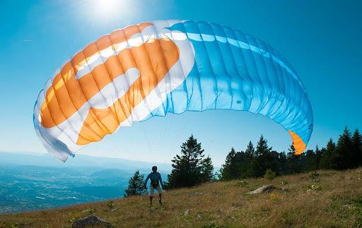 Sup Air Eiko Lightweight paraglider - FlySpain Online Shop