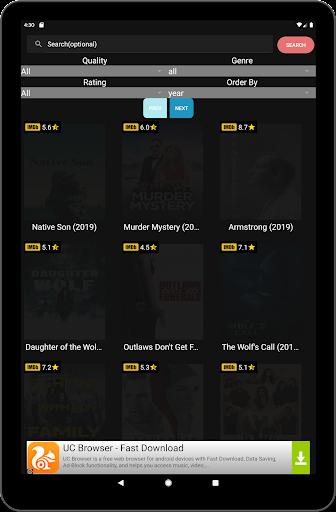 Torrent Movies 1.2.3 screenshots 12