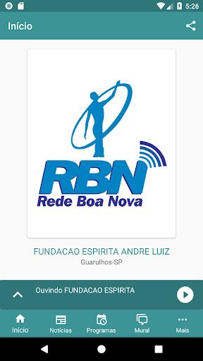 Rádio Boa Nova - Espiritismo 4.3 screenshots 2