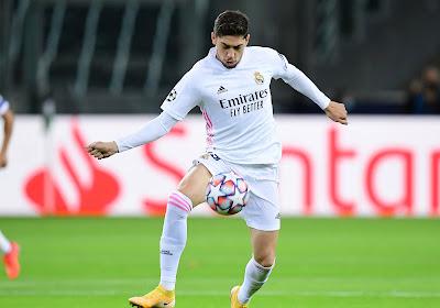 Un joueur du Real Madrid positif au Covid-19