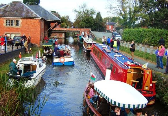 Canal work will bring huge benefits