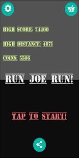 Run Joe Run! - náhled