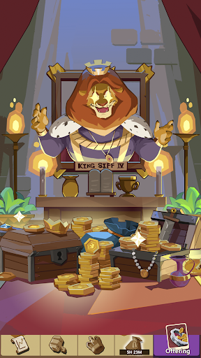 Kingdomtopia: The Idle King modavailable screenshots 4