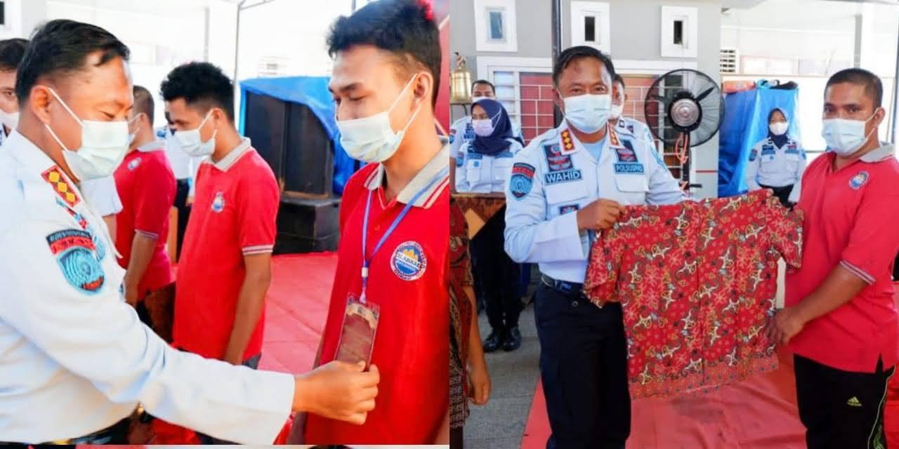 Tingkatkan Keterampilan Warga Binaan, Lapas Bagansiapiapi Buka Pelatihan kemandirian Tata Boga & Mebel
