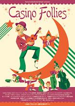 "Photo: flyer design for ""Casino Follies autumn 2016""."