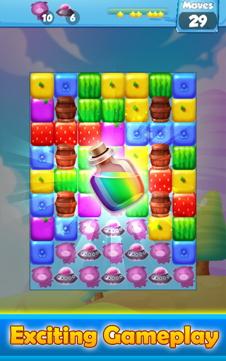 Fruit Block Blast - Cube Puzzle Legend  screenshots EasyGameCheats.pro 2
