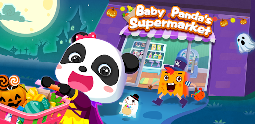 Baby Panda's Supermarket-Halloween Party Shopping for PC