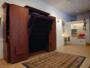 Photo: Madison Bookcase Bed