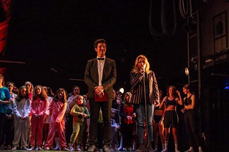 Encontro de Dança animou o Teatro Ribeiro Conceição no final do ano