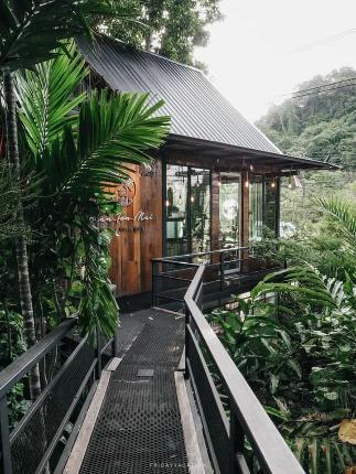 3. บ้านต้นไม้ คาเฟ่ กระบี่ Baan Ton Mai Cafe' Krabi 02