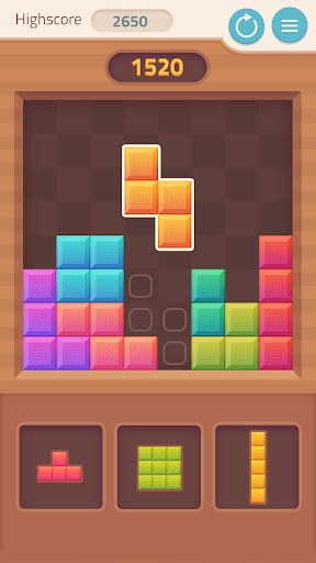 Block Puzzle Box - Free Puzzle Games android2mod screenshots 3