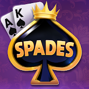 VIP Spades - Online Card Game  Icon
