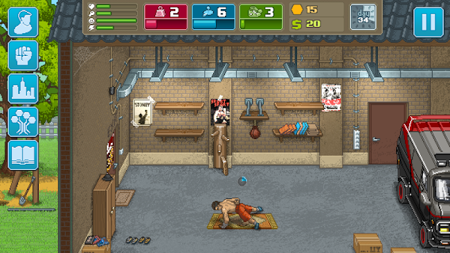 Punch Club- screenshot thumbnail