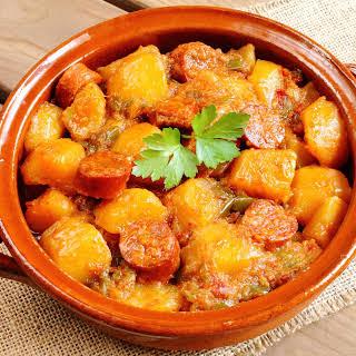 Easy Spanish recipe – Cachelada Leonesa.