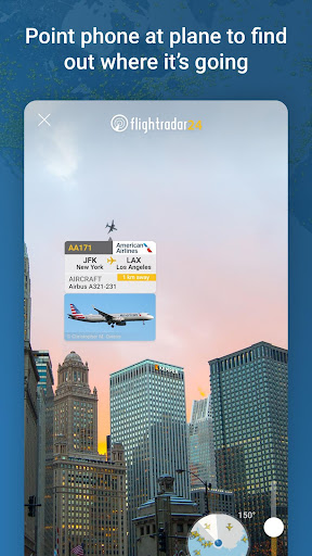 Flightradar24 Flight Tracker 8.9.0 screenshots 6