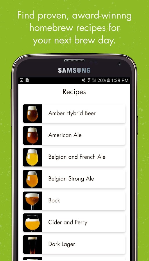 Brew Guru- screenshot