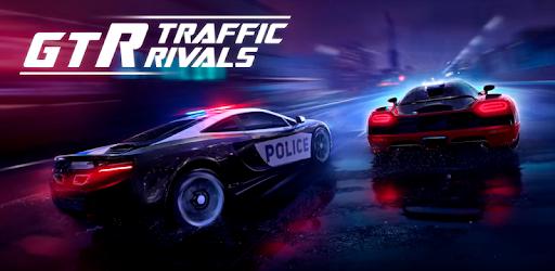 GTR Traffic Rivals captures d'écran