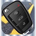 Car Key Lock Remote Simulator icon
