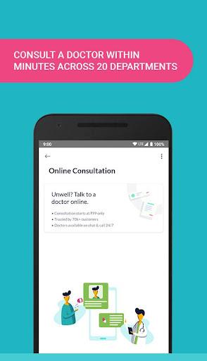 Netmeds - India's Trusted Online Pharmacy App screenshot 5
