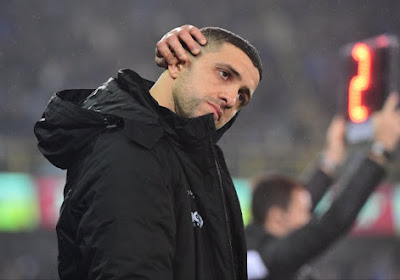 """Belhocine reste vague concernant son avenir à Anderlecht: """"Je ne manque pas d'ambition, mais..."""""""