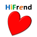 HiFrend - Free Dating Site icon